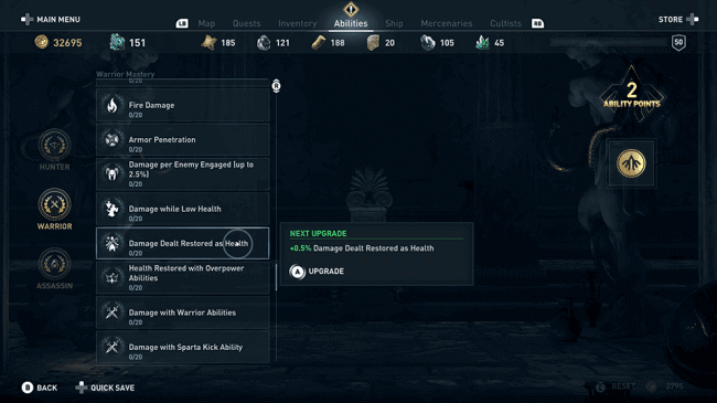 New Assassin's Creed Odyssey Patch Adds New Features, Fixes Bugs And Post-Level 50 Mastery System