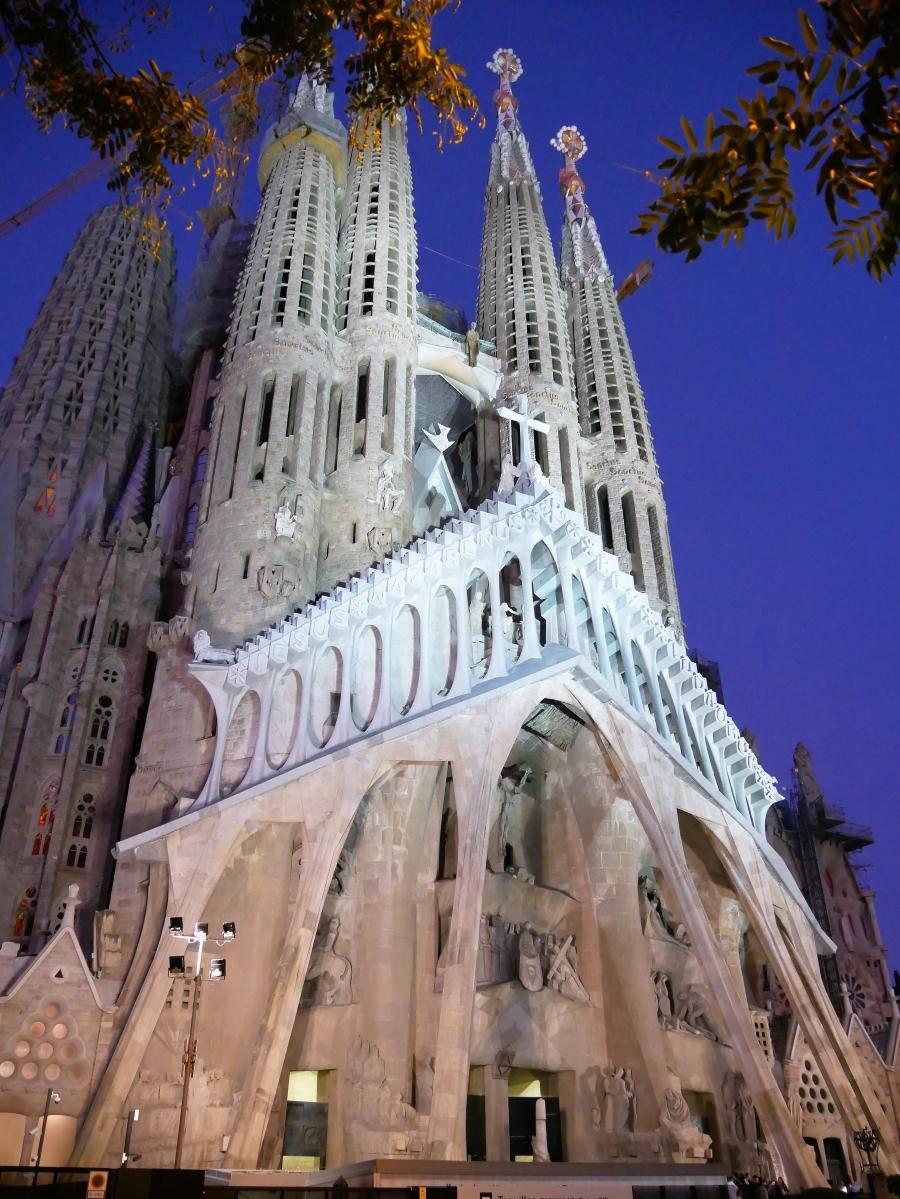 Näe Barcelonan päänähtävyydet pidennetyn viikonlopun aikana
