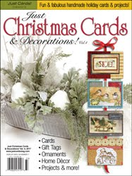 Published Just Christmas Cards 2017