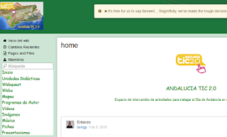 http://andaluciatic20.wikispaces.com/home