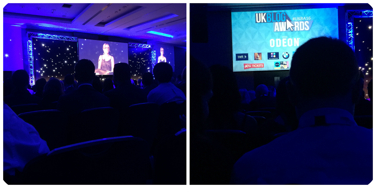 uk blog awards 2016 event
