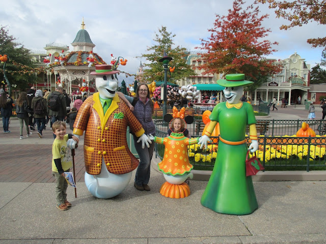Halloween at Disneyland Paris