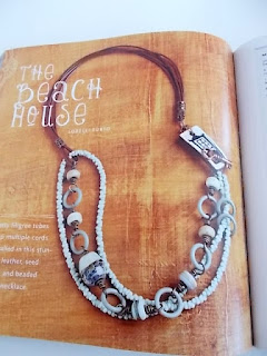 Bohemian Inspired Jewelry Book Project
