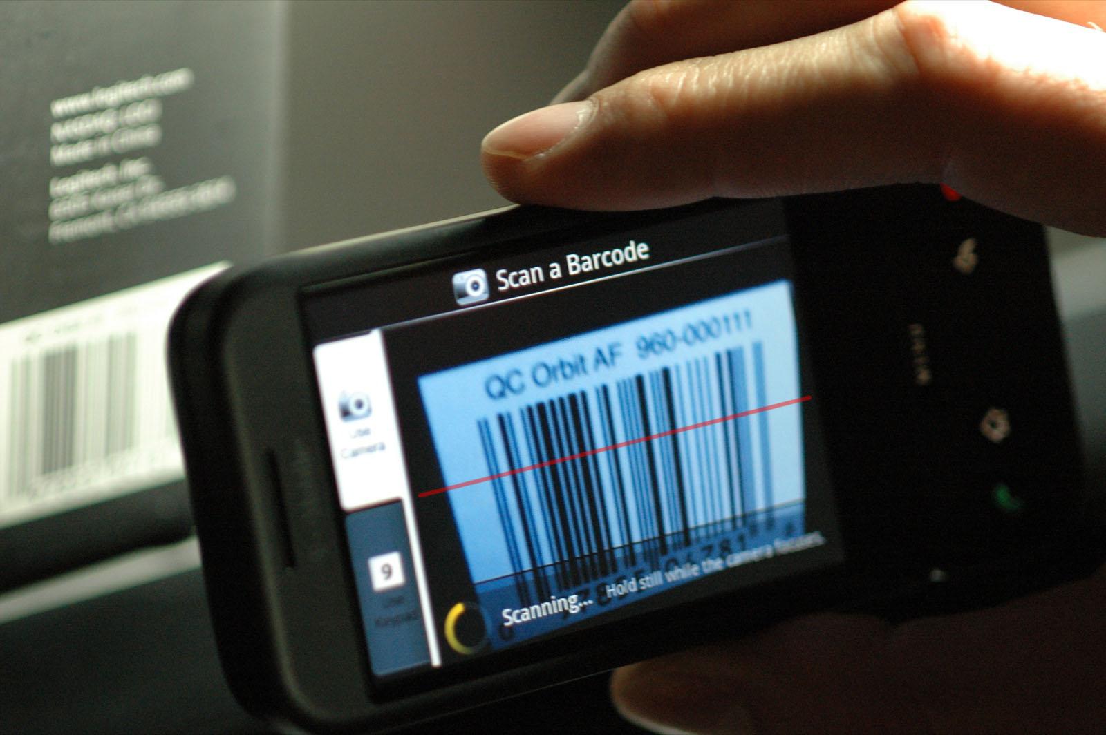 Menghubungkan Android Scanner Barcode Untuk Aplikasi Excel