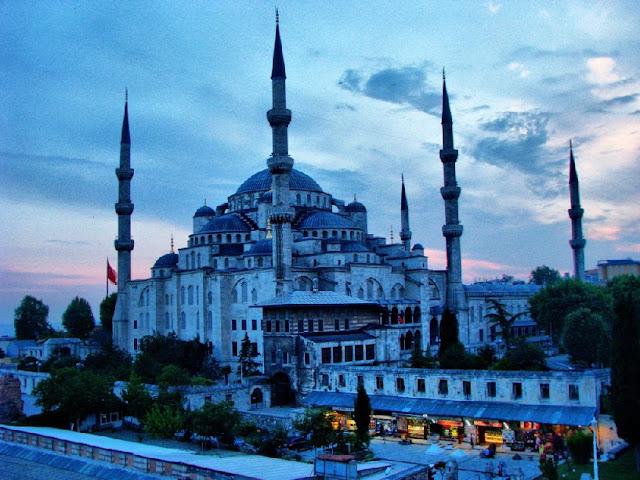 Terceiro dia de roteiro em Istambul