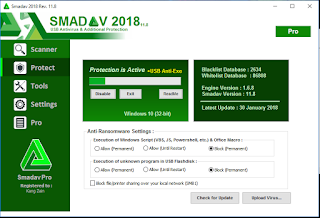 Smadav Pro 2018 Rev. 11.8 Terbaru Full Serial Number