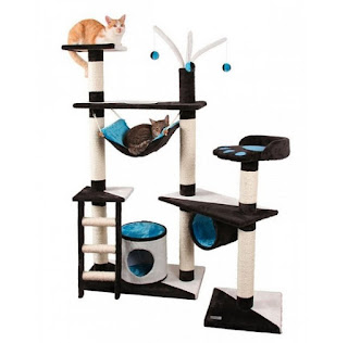 Build Your Own Cat Tree With Materials On Hand