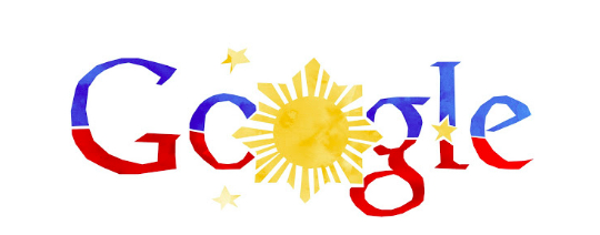 Google Doodle 2012 Philippine Independence Day
