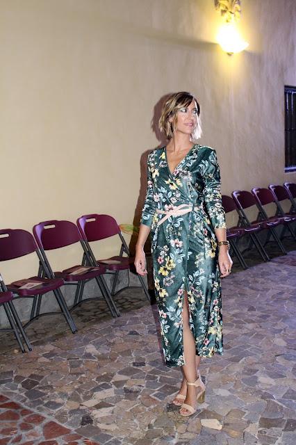 Fitness And Chicness-Vestido Kimono Terciopelo Vestido y Tacon-6