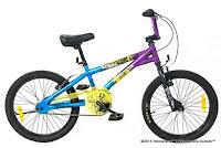 Sepeda BMX WIMCYCLE FIREBIRD 20 Inci