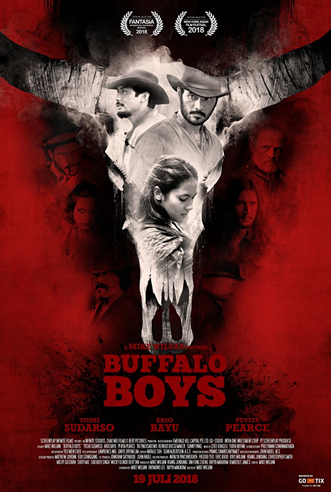 Sebut Diri Adventure Drama, Film Buffalo Boys Siap Tayang Pertengahan Juli 2018