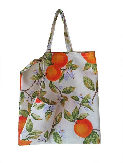 Bolsa textil - tote bag