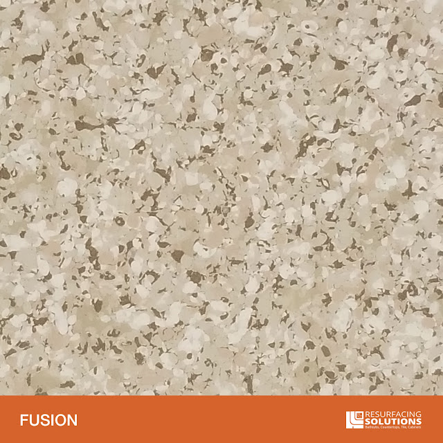 Resurfacing Solutions Knoxville Faux Granite Countertop Color Sample 27