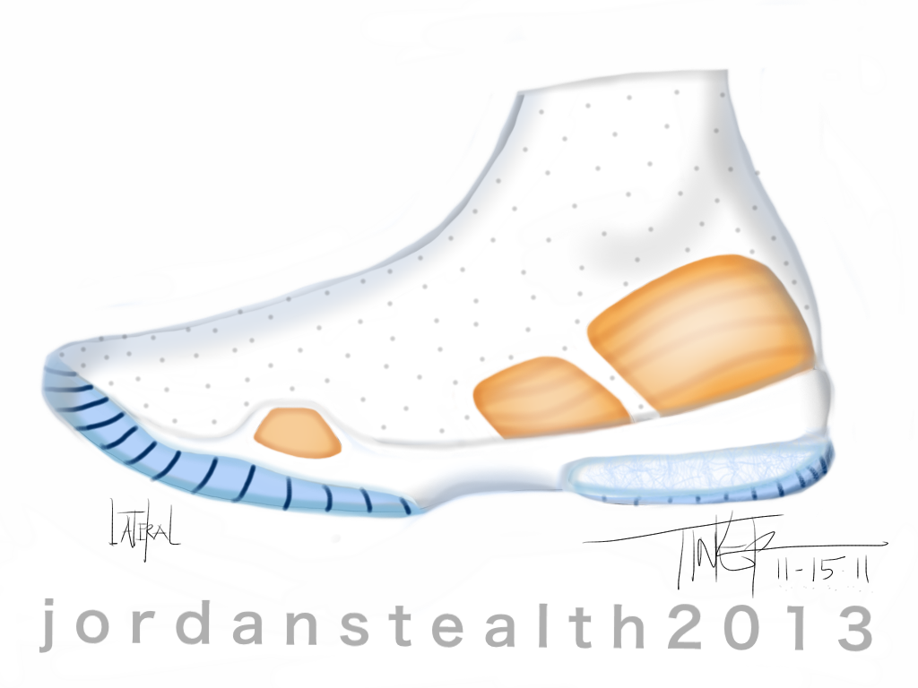 NWK to MIA: Air Jordan XX8 : Designer Insights
