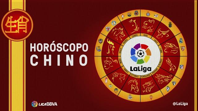 La Liga presenta su horóscopo chino
