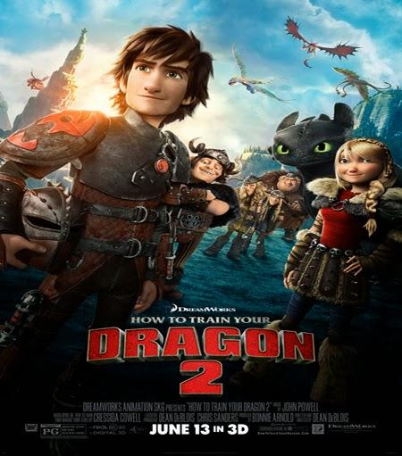 Hindi Animated Movies How To Train Your Dragon 2 2014 Hindi Web Dl 720p