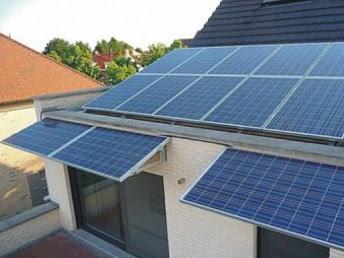 Paneles solares en 90 edificios de Ereván