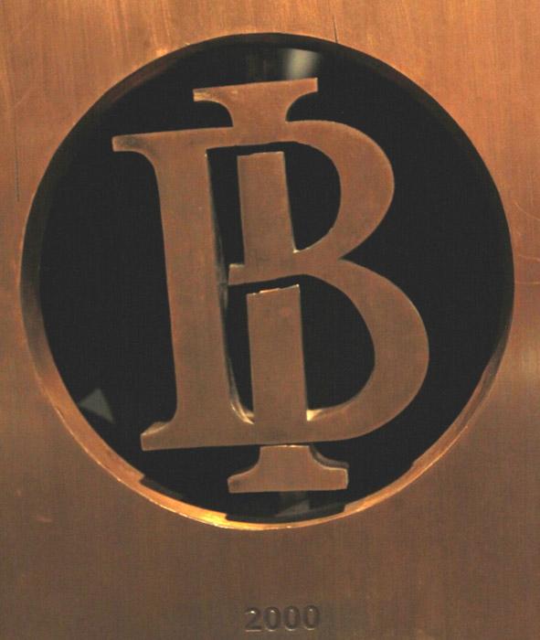 logo bank indonesia 2000