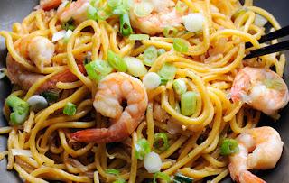 Prawn/shrimp Noodle
