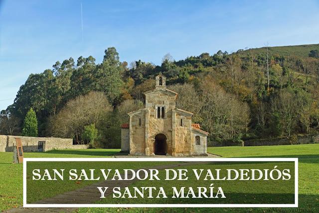 """""""El Conventín"""" de San Salvador de Valdediós y Santa María, Asturias"""