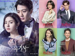 Daftar Drama Korea Terbaru Desember 2017