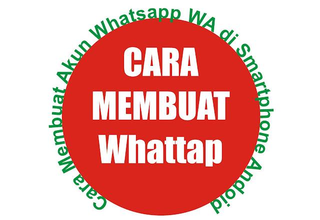 Gambar Cara Membuat WA Whatsapp