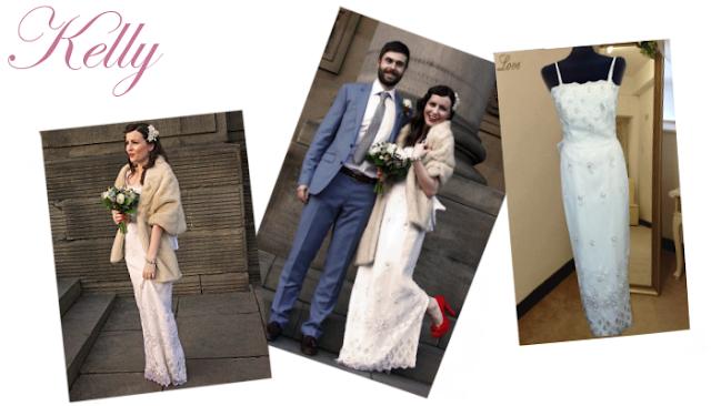Vintage wedding dress manchester