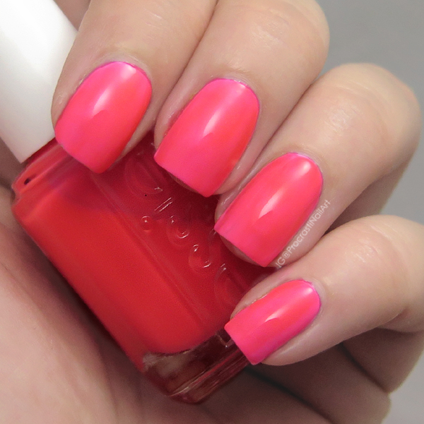 Essie 2016 Neon Collection Gallery Gal