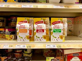 Tasty Bite Spice & Simmer | FroBunni