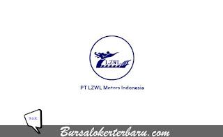 Lowongan Kerja Bekasi : PT LZWL Motors Indonesia - Operator Welding
