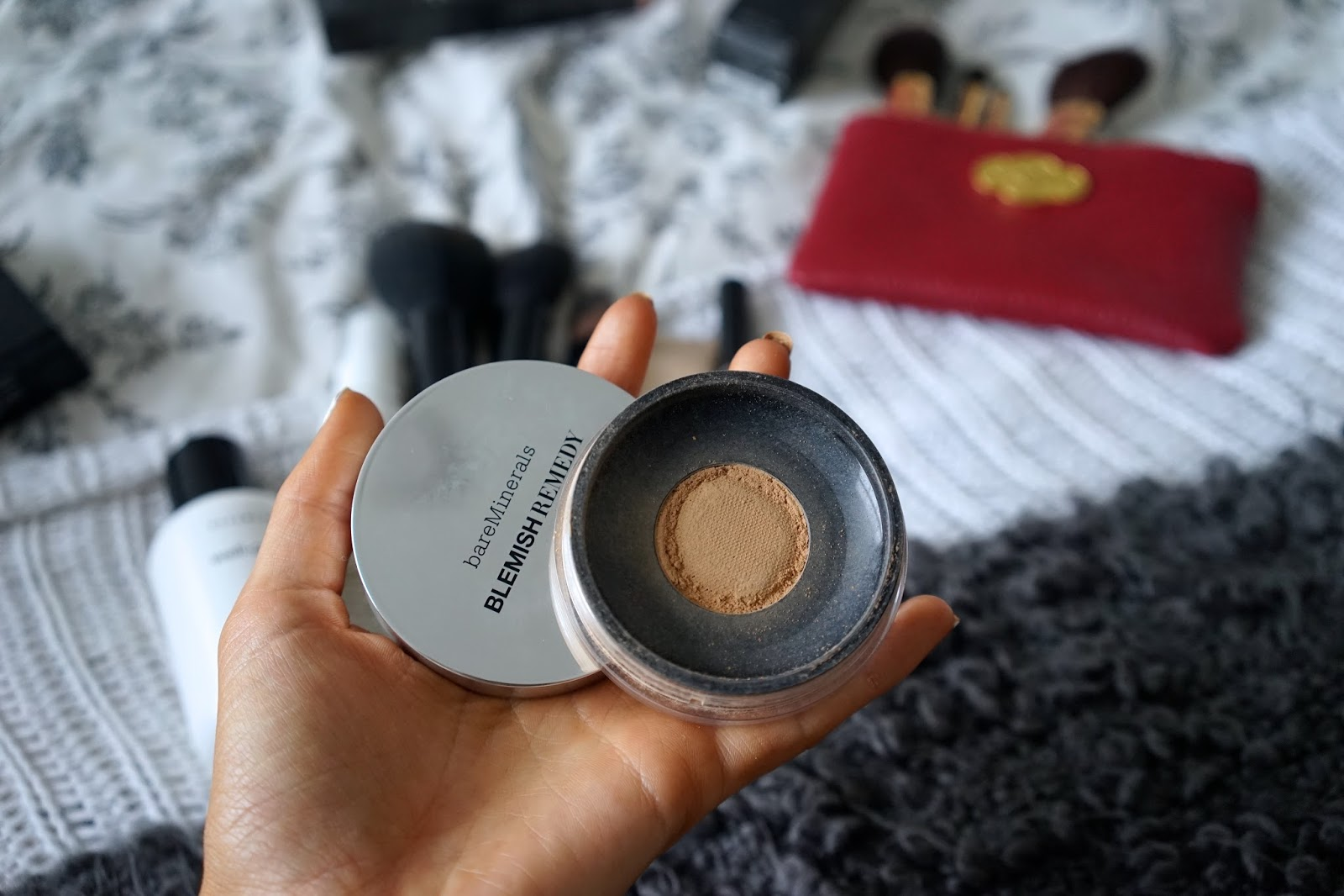 BareMinerals Blemish Remedy Powder