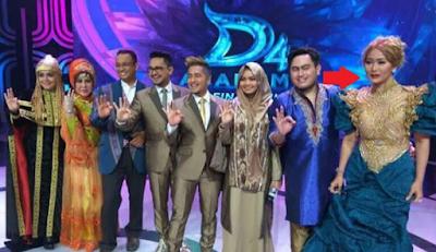 Anies Baswedan Guncang Panggung Dangdut Academy Indosiar, Inul pun Mati Gaya