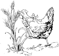 Fairy Tale Friday -The Little Red Hen