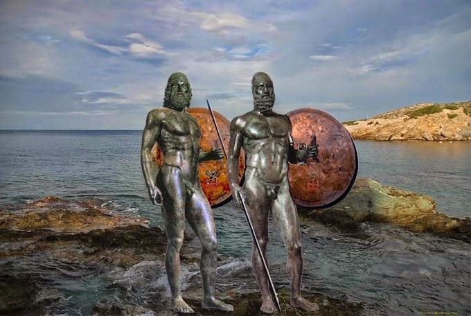 Οι Έλληνες πολεμιστές του Ρηγίου.