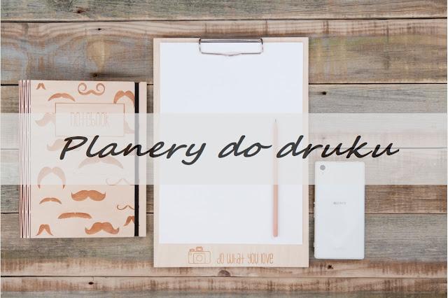 PLANOWANIE | planery do druku