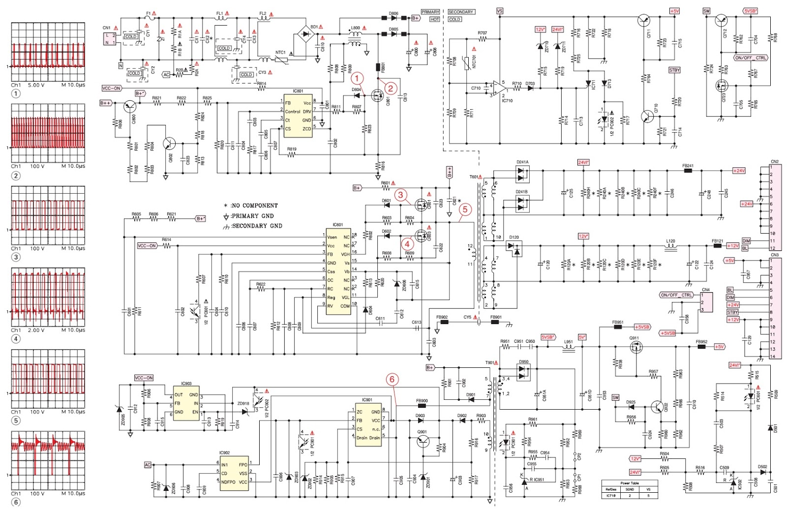 hight resolution of grundig lcd tv smps circuit diagram dps 145pp 133 electro help inverter pcb board circuit diagram inverter pcb board circuit diagram