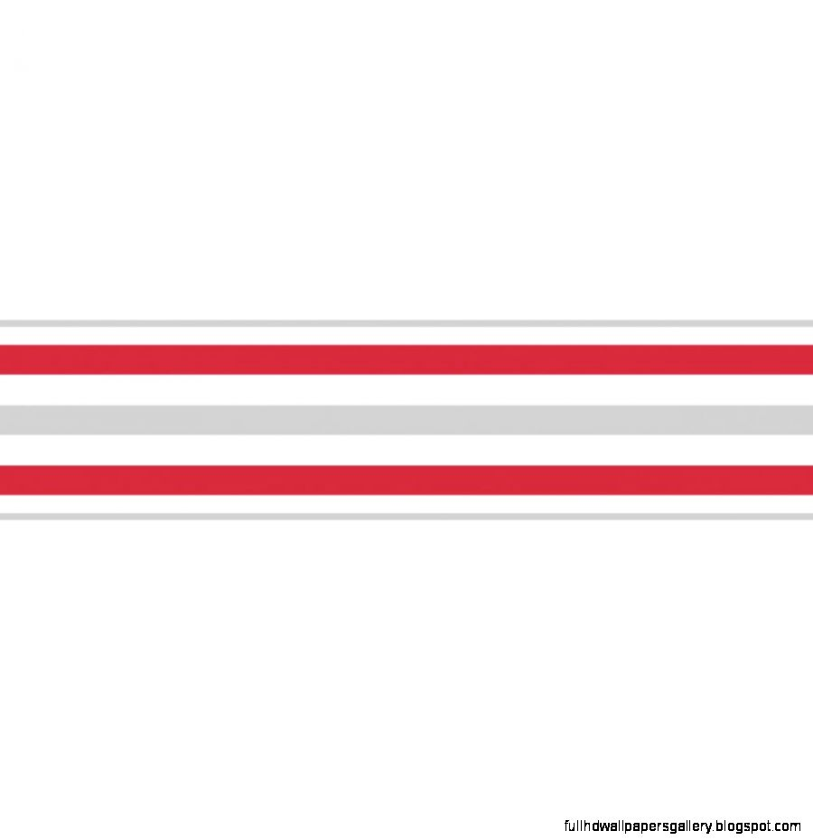 Red And White Wallpaper Border | Full HD Wallpapers