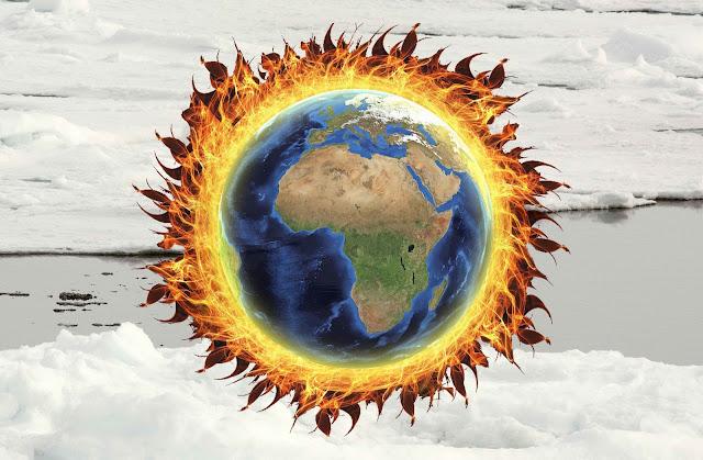 12 Dampak Pemanasan Global Lengkap Penjelasan