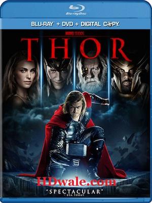 Thor Full Movie Download English (2011) HD 1080p & 720p BluRay