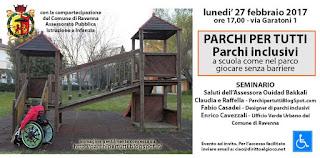 Ravenna 27/02/17 Parchi per Tutti