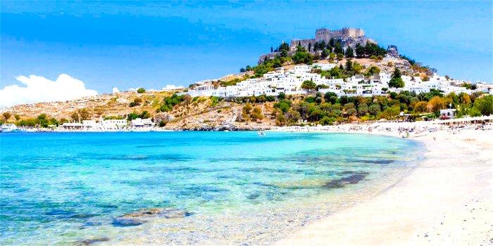 Isola di Rodi, Dodecanneso, Grecia