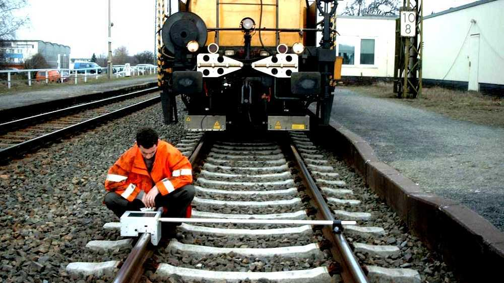 Rail inspection