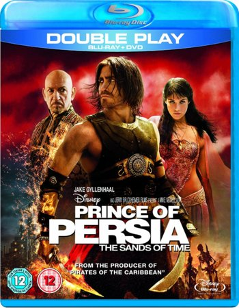 Prince of Persia The Sands of Time (2010) Dual Audio Hindi 720p BluRay 900MB