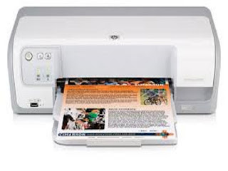 Image HP Deskjet D4360 Printer