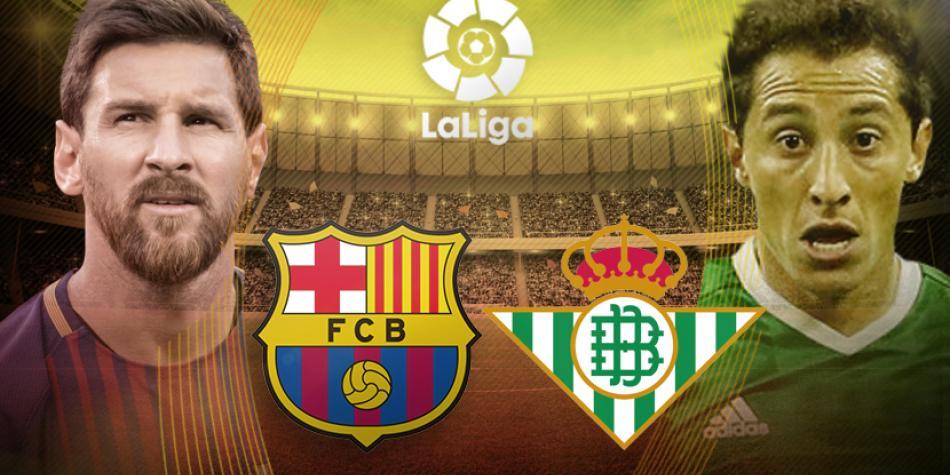 Image Result For Real Betis E Barcelona En Vivo Tv Online