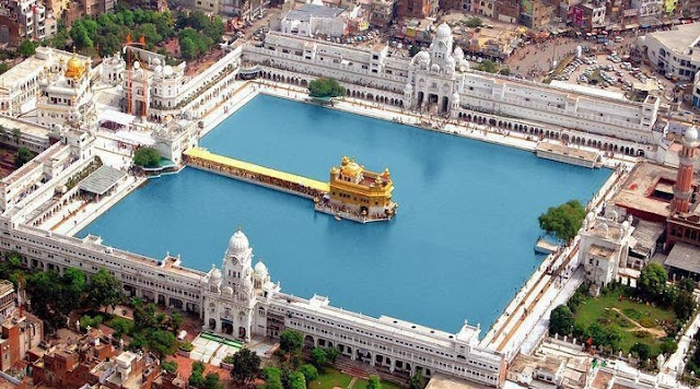 Beautiful Wallpapers Collection Of Golden Temple Amritsar Punjab