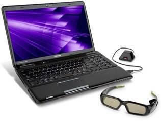 Notebooks com 3D exigem uso de óculos