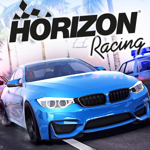 تحميل لعبة Racing Horizon: Unlimited Race v1.1.2 مهكرة وكاملة للاندرويد أموال لا تنتهي