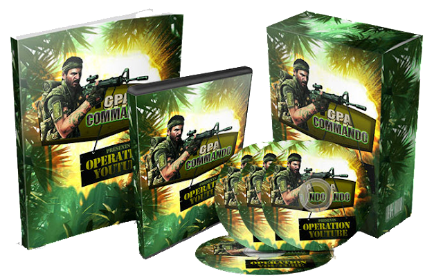 [GIVEAWAY] CPA Commando +Guerilla Video Maker [Operation YouTube]