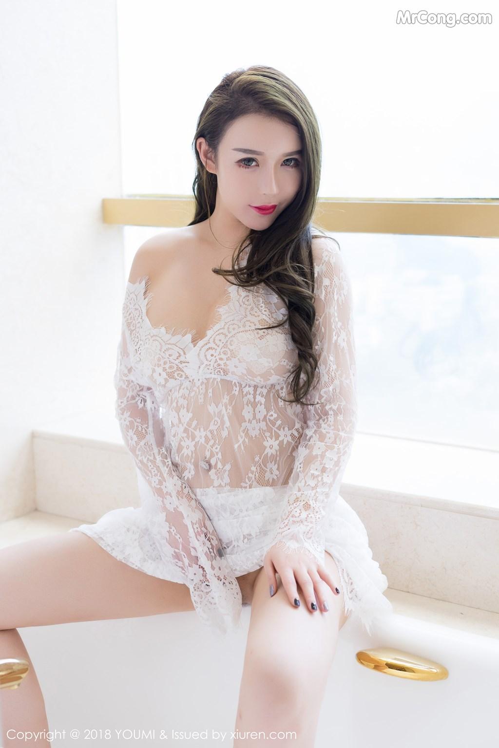 Image YouMi-Vol.113-Egg-MrCong.com-010 in post YouMi Vol.113: Người mẫu Egg-尤妮丝 (42 ảnh)